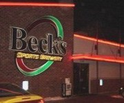 Photo of Beck's Sports Bar And Grill - Waterloo, IA